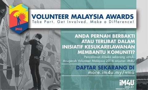Volunteer Malaysia Awards Raikan Sukarelawan
