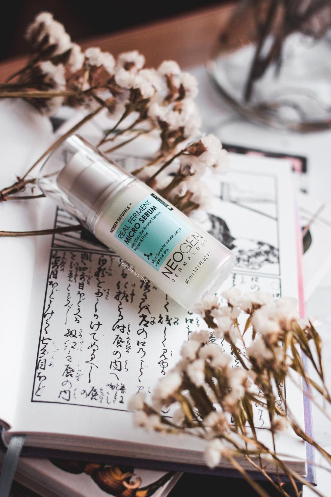 Neogen Dermalogy Real Ferment Micro Serum Neogen Dermalogy Real Ferment Micro Essence Kbeauty Asian Beauty Sokoglam