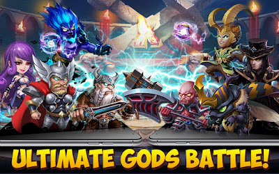 The Battle of Gods-Apocalypse Apk v3.0.0 Mod Full Hack
