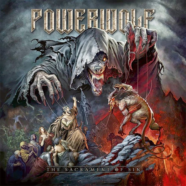 Powerwolf - The Sacrament of Sin