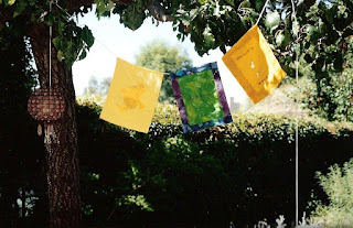 Bhavana Project prayer flag