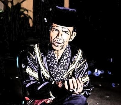 Asrul Dt. Kodo, Pelaku Sijobang - teraSeni