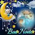Mensagem de Boa Noite e um Feliz Aniversário.