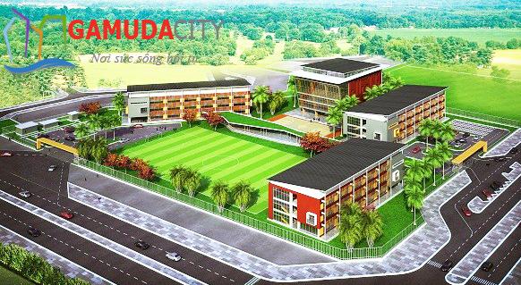 trường liến cấp quốc tế SIS gamuda Gardens