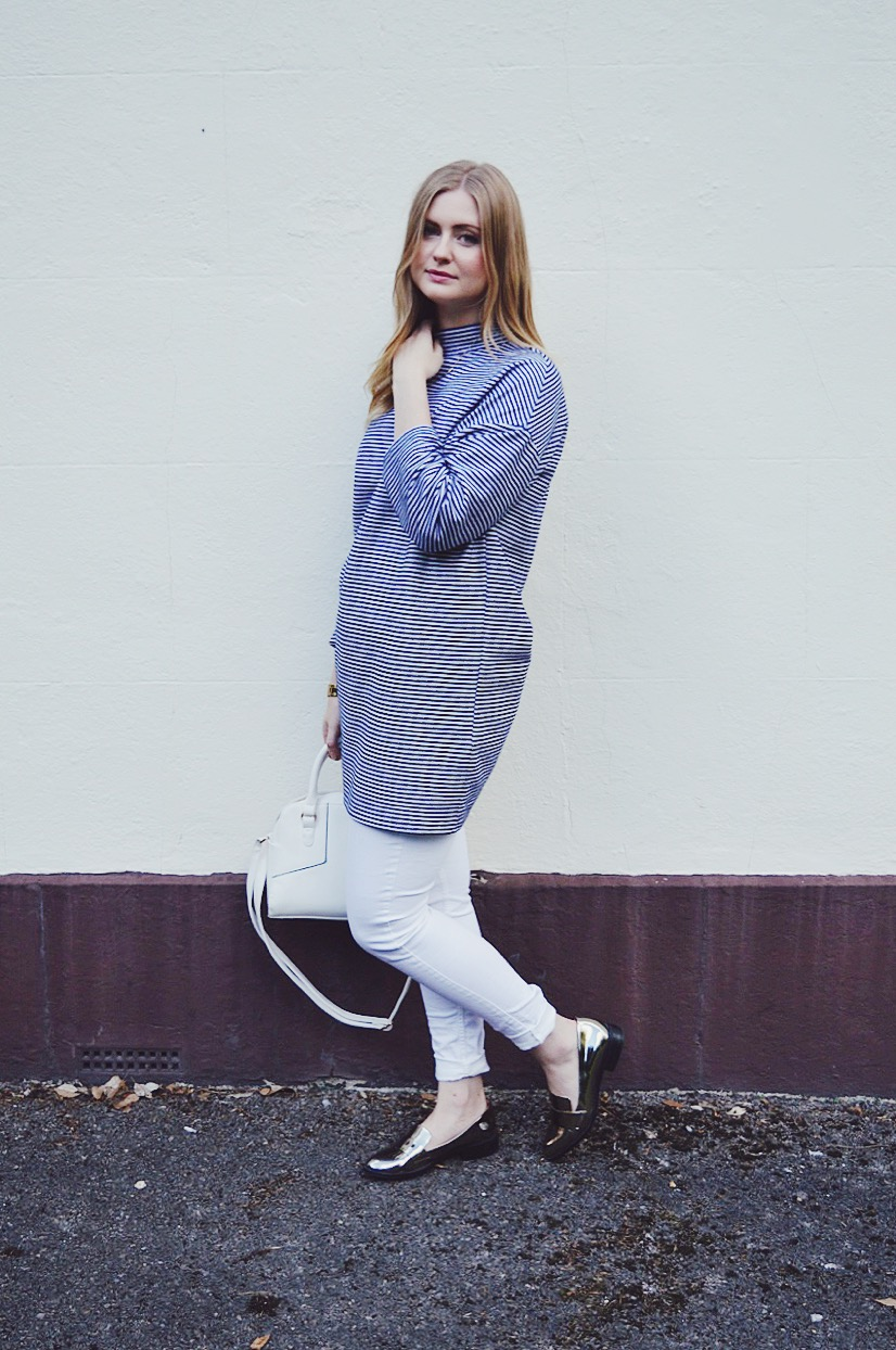 Scandinavian style outfit, FashionFake, fashion bloggers
