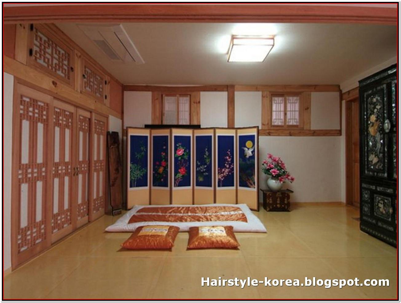 Best Korean Inspired Girl Style Bedroom Designs Furniture