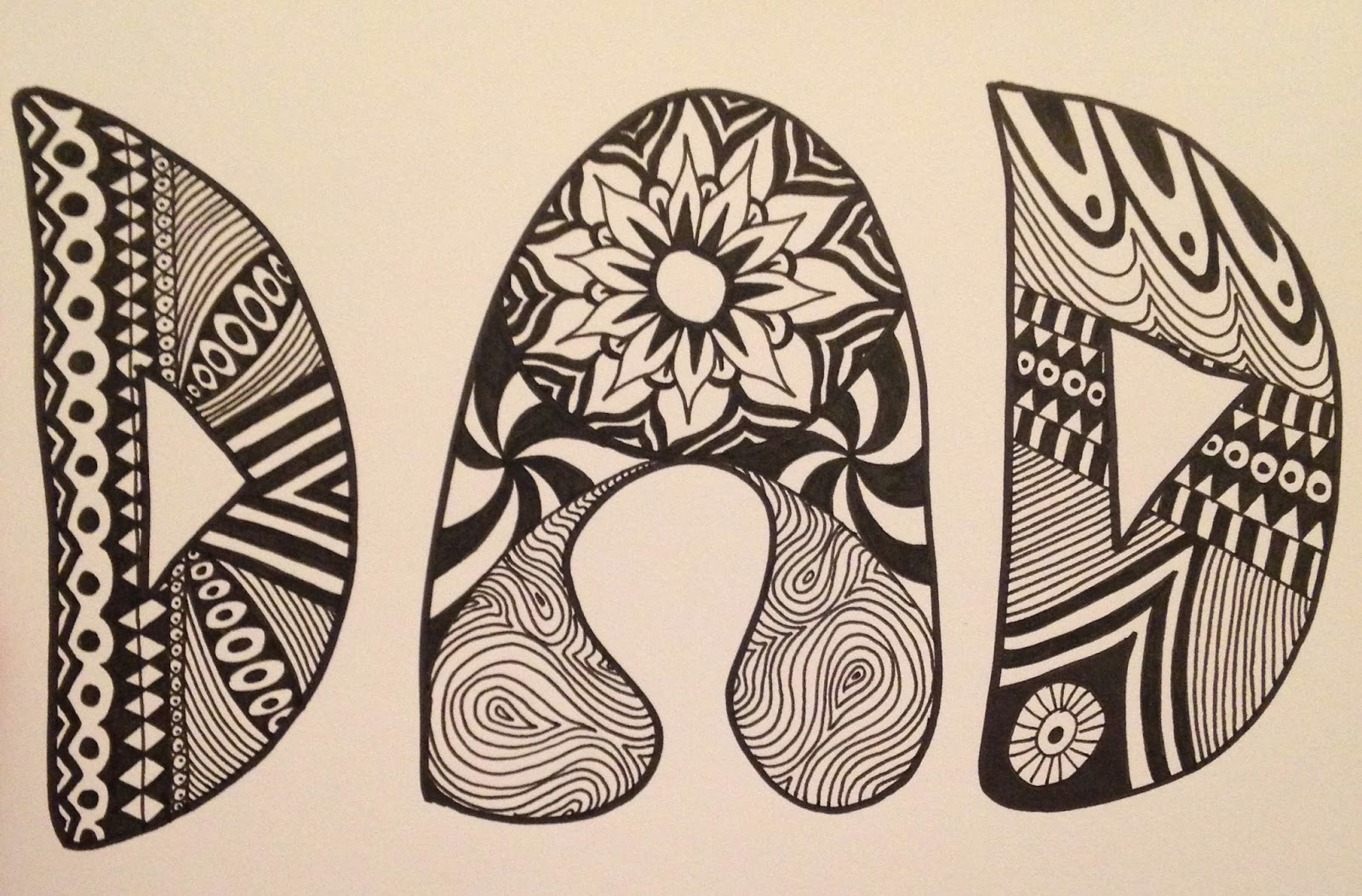 Feeling Fictional Crafting Corner Zentangle Mandala Doodles JPG 1600x1052 Ideas Birthday Cards Happy Creative