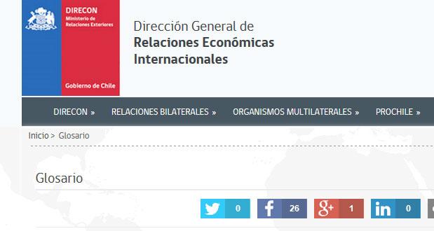 http://www.direcon.gob.cl/glosario/
