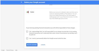 Cara menghapus akun Google atau Gmail di android