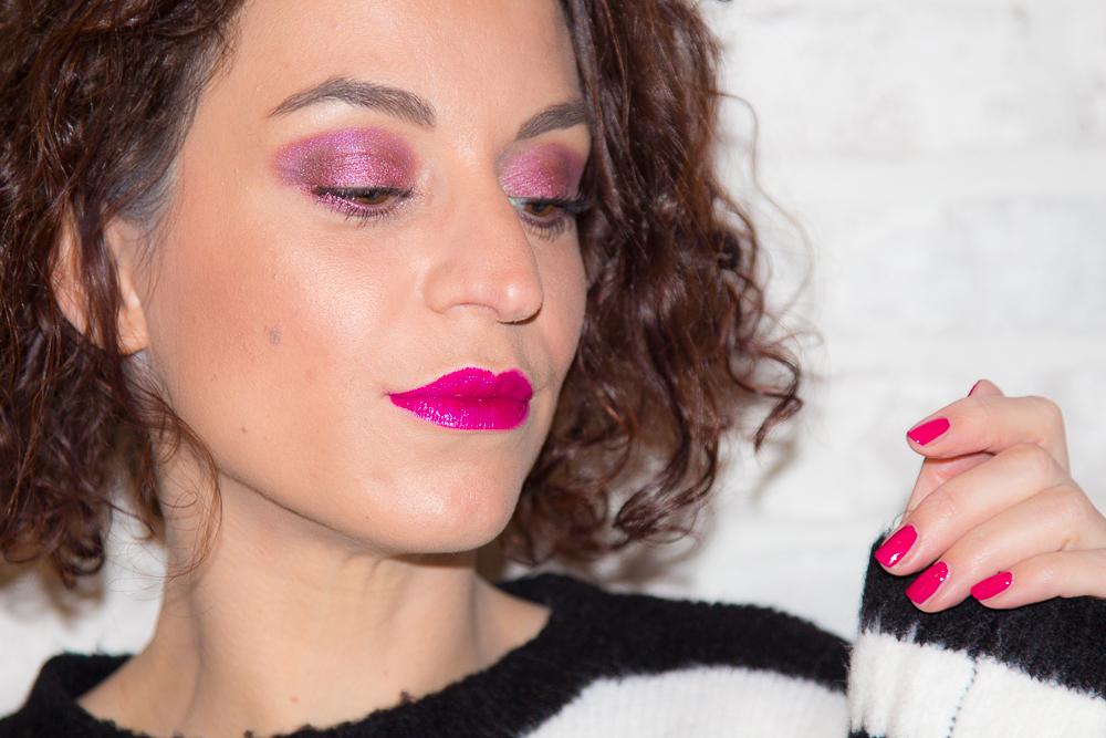 maquillage - rose - firebird