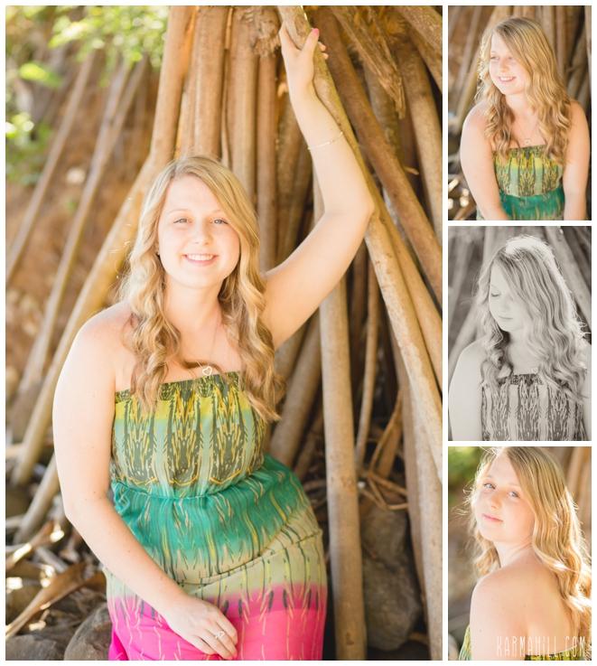 Maui Senior Portrait Photographer