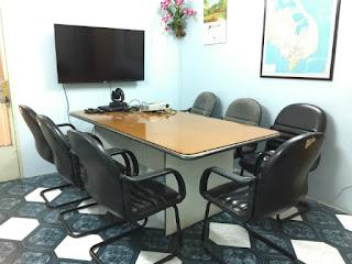 Triển khai giải pháp hội nghị truyền hình AVer cty Việt Siêu hình 2