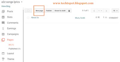 How To Add Stylish Sitemap For Blogger 1