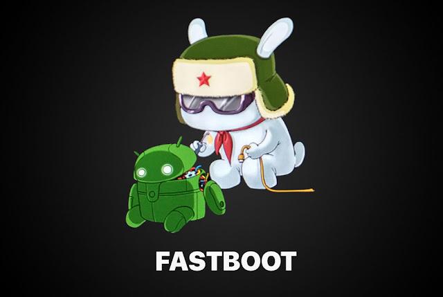 Fastboot di Semua HP Xiaomi