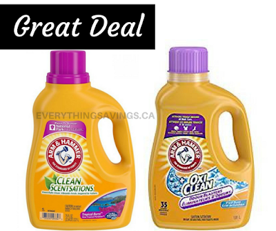 Arm & Hammer Deal in Ontario