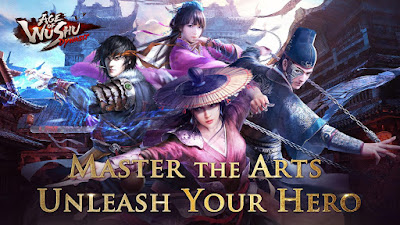 Age Of Wushu Dynasty Mod Apk v10.0.0 Android Unlimited Mana