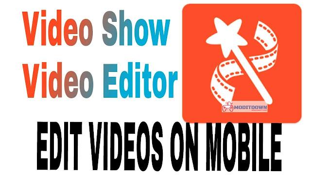 VideoShow-Video Editor, Video Maker, Beauty Camera v8 3 0rc