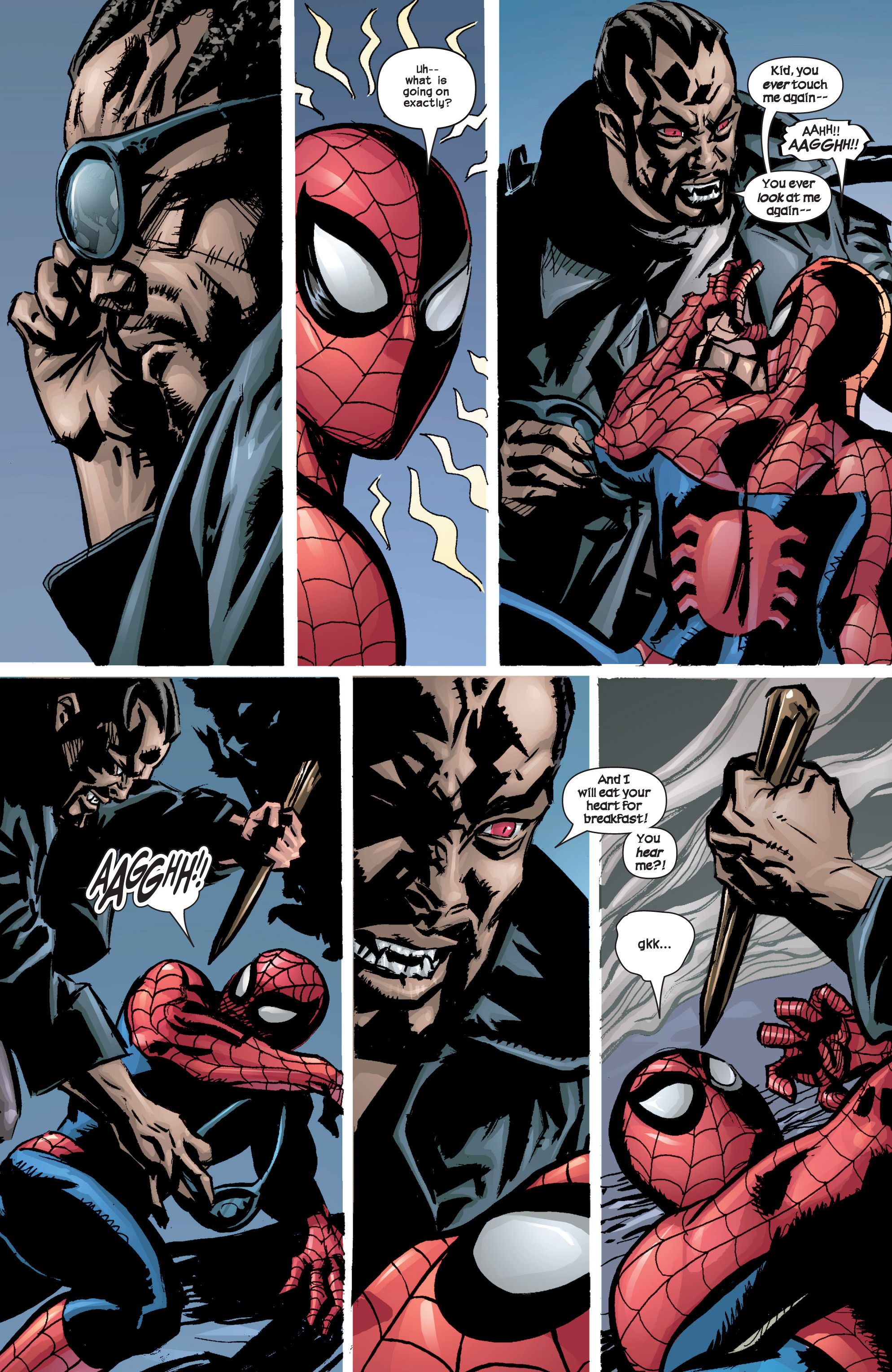 Read online Ultimate Spider-Man (2009) comic -  Issue #150 - 46