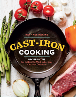 Rachel Narins' Cast-Iron Cooking
