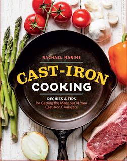 Rachel Narins' Cast-Iron Cooking