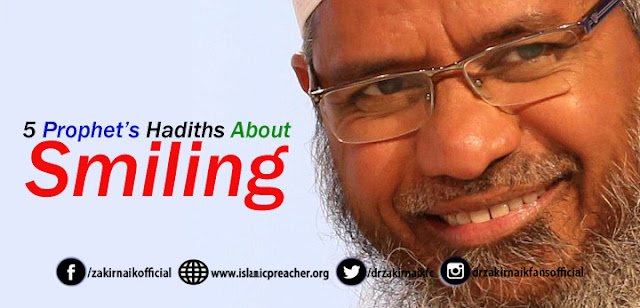 5 Prophet's Hadiths About Smiling