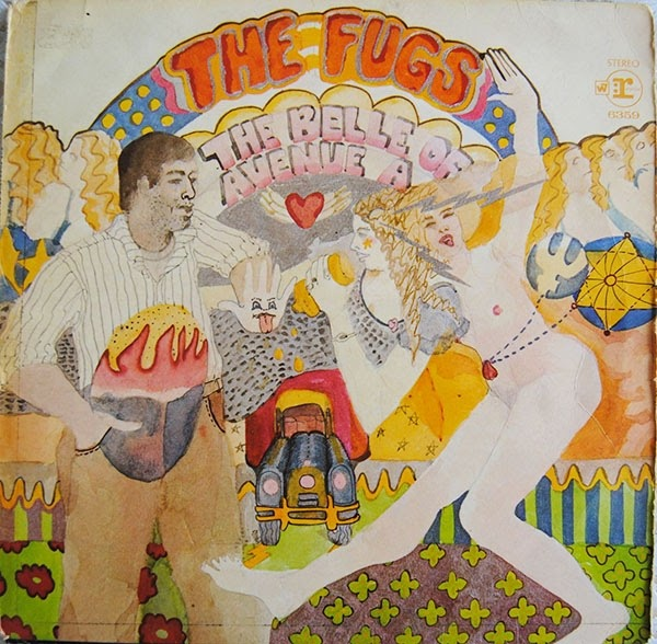 Fugs The Belle Of Avenue A