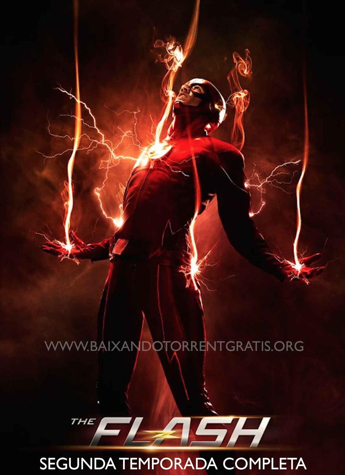 The Flash 2ª Temporada Torrent – BluRay 720p Dual Áudio