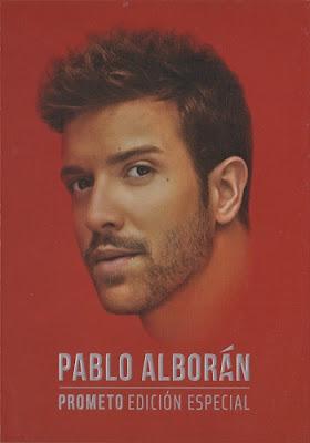 Pablo Alborán Prometo Edición Especial 2018 DVD R1 NTSC Latino