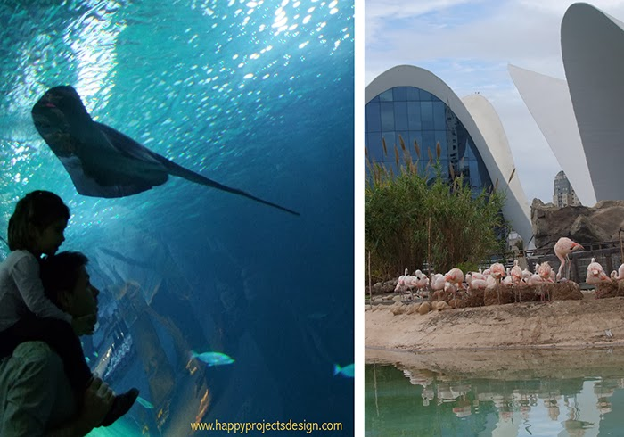 Oceanográfic en Valencia