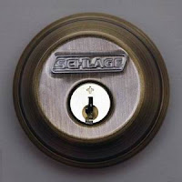 Schlage Secure Key lock Portland locksmith