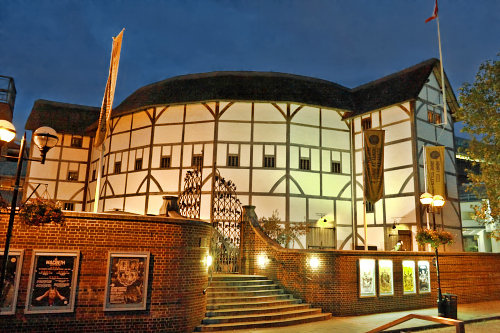 Shakespeare's Globe  - www.All-About-London.com
