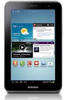 Gambar Samsung Galaxy Tab 2 7.0 P3110