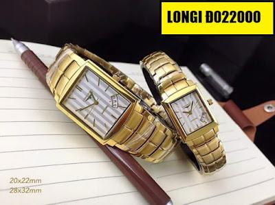 Đồng hồ cặp đôi Longines Đ022000