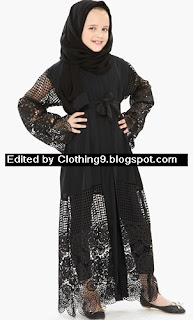 Buy Latest Abaya Designs Online for Babies