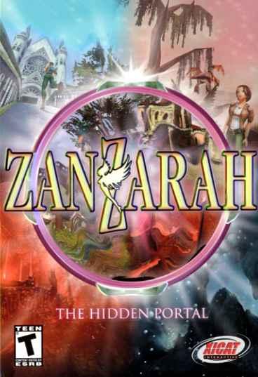 ZanZarah: The Hidden Portal Steam Edition