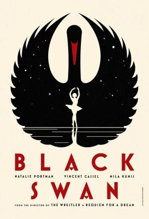 afiche black swan