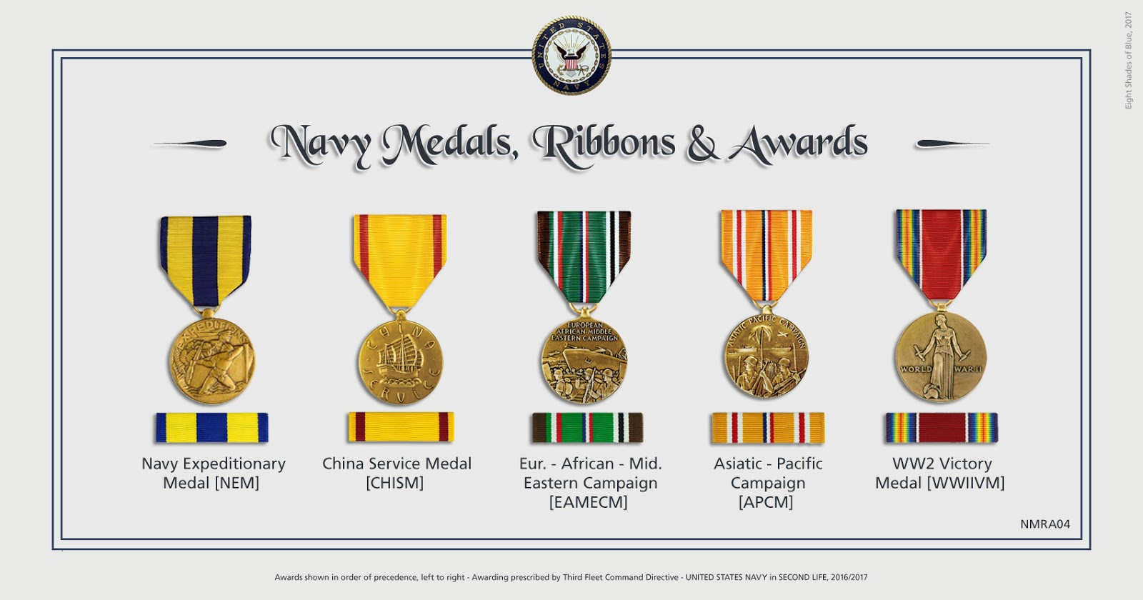 Awards and decorations of the United States government