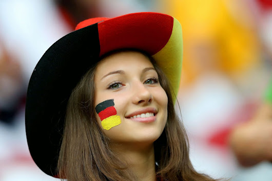 !JAMBAN COMEL!: When the German starts to shine