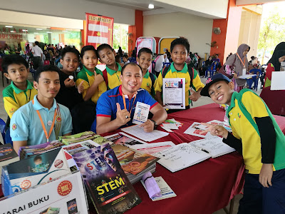Kemeriahan Karnival STEM Kedah 2018