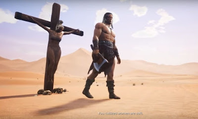 Conan Exiles, Play Offline, Get Started Guide