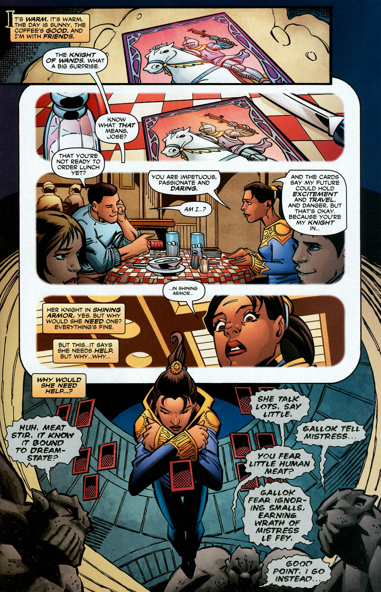 Read online Trinity (2008) comic -  Issue #15 - 23