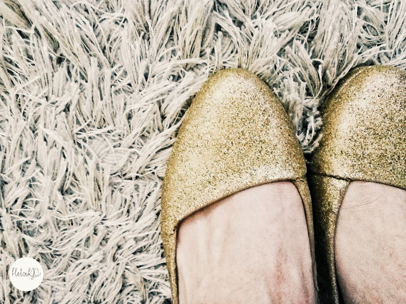 glitterskor, tuunatut kengät, pimpa skor, diy