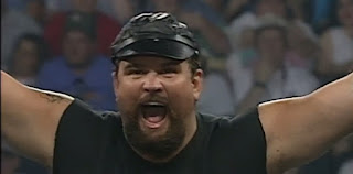 WCW The Great American Bash 1996 - Big Bubba faced Big John Tenta