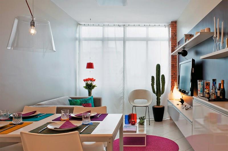 Decorar apartamentos pequenos