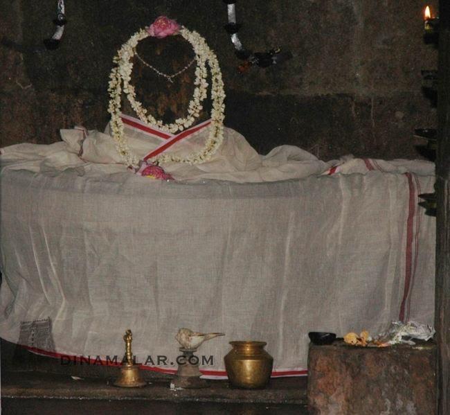 Sri Arambeswarar Temple Main Deity