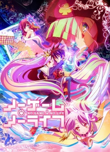 Download No Game No Life BD Batch Subtitle Indonesia