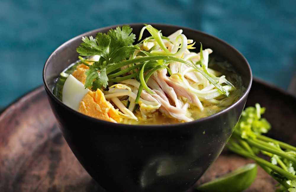 Soto Ayam (taste.com.au)