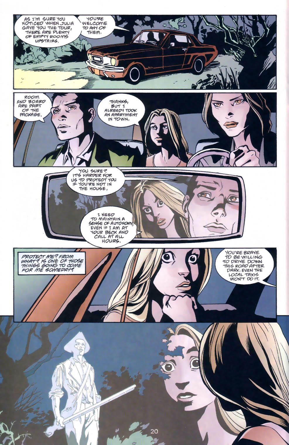 Read online Midnight, Mass comic -  Issue #1 - 21