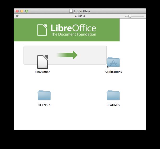 在 Mac OS X 中安裝與使用 LibreOffice 4(免費的 Office 軟體) - G. T. Wang