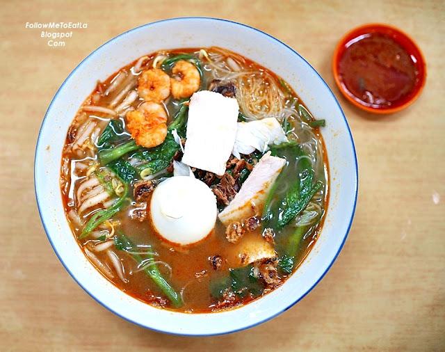 Mee Yoke Only U Restaurant at Glenmarie in Shah Alam